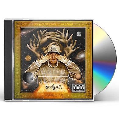 GRIND OVER MATTER CD