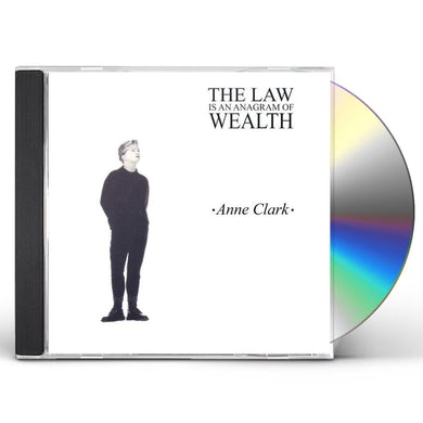 Anne Clark LAW IS AN ANAGRAM OF WEALTH CD