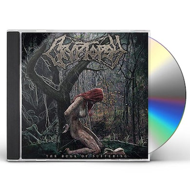 Cryptopsy BOOK OF SUFFERING CD
