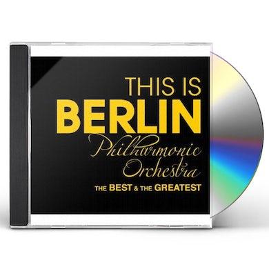 THIS IS BERLINER PHILHARMONIKER CD