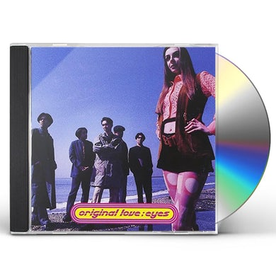 ORIGINAL LOVE EYES CD