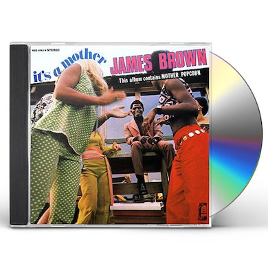 James Brown IT'S A MOTHER: LIMITED CD