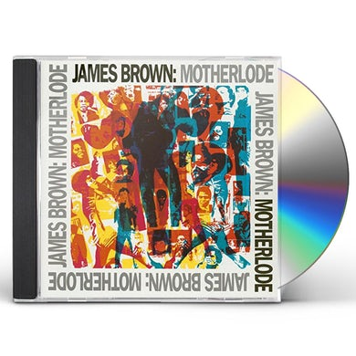 James Brown MOTHERLODE (COMPILATION): LIMITED CD