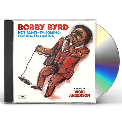 Bobby Byrd HOT PANTS -I M COMING. COMING. I M CD