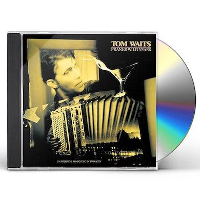 Tom Waits FRANKS WILD YEARS CD