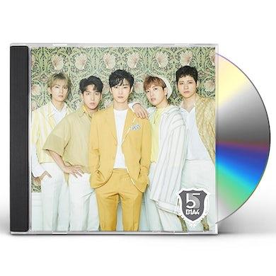 B1A4 5 (VERSION B) CD