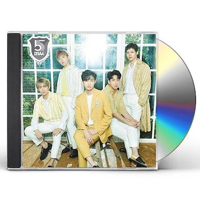 B1A4 5 CD