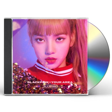 BLACKPINK IN YOUR AREA: LISA VERSION CD