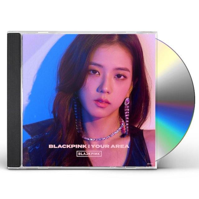 BLACKPINK IN YOUR AREA: JISOO VERSION CD