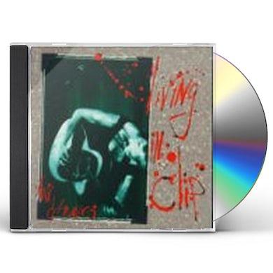 Ani Difranco LIVING IN CLIP CD
