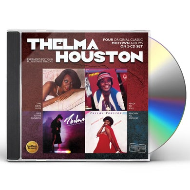 Thelma Houston DEVIL IN ME / READY TO ROLL / RIDE TO THE RAINBOW CD