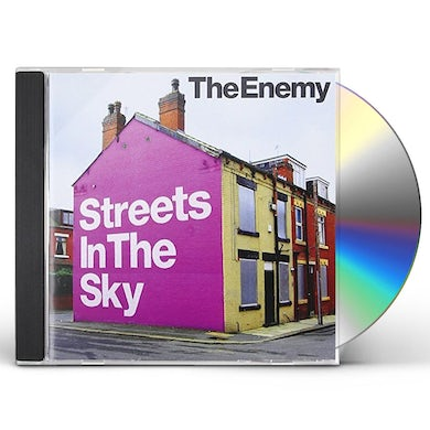 Enemy STREETS IN THE SKY CD