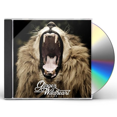 Ginger Wildheart ALBION CD