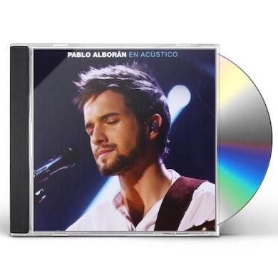 Pablo Alboran EN ACUSTICO CD