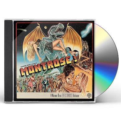 Montrose WARNER BROS PRESENTS CD