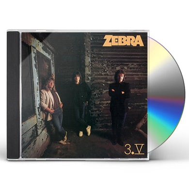 Zebra 3.V CD