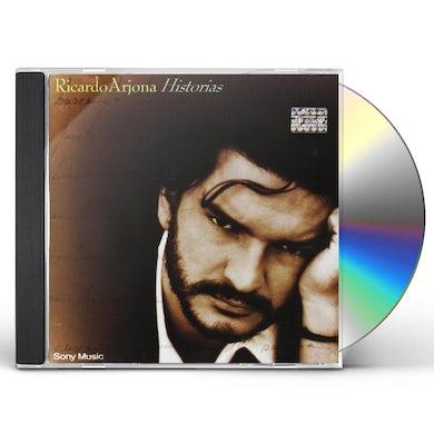 RICARDO ARJONA HISTORIAS CD