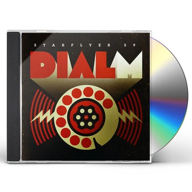 Starflyer 59 DIAL M CD