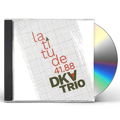 Dkv Trio LATITUDE CD