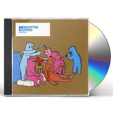 Boxcutter GLYPHIC CD
