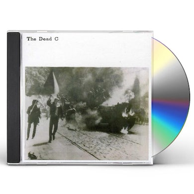 The Dead C ARMED COURAGE CD