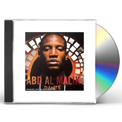 Abd Al Malik DANTE CD