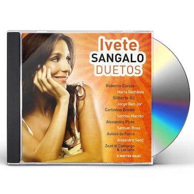 Ivete Sangalo DUETOS CD