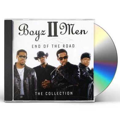 Boyz II Men END OF THE ROAD: COLLECTION CD