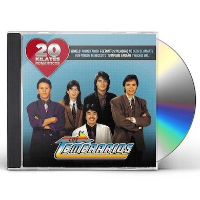 temerarios 20 KILATES ROMANTICOS CD