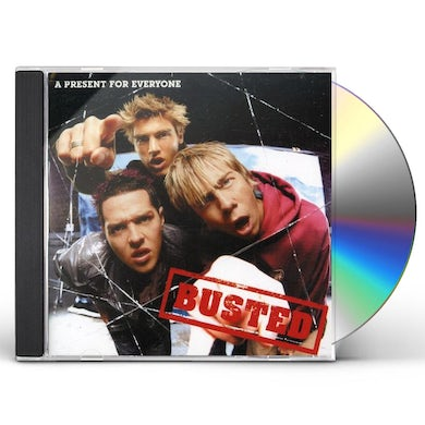 Busted PRESENT FOR EVERYONE CD