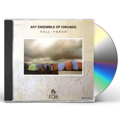 Art Ensemble Of Chicago FULL FORCE: TOUCHSTONES SERIES CD