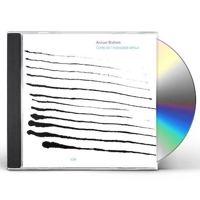 Anouar Brahem CONTE DE L'INCROYABLE AMOUR: TOUCHSTONES SERIES CD
