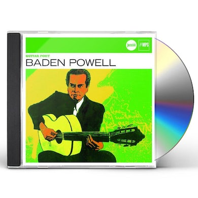 Baden Powell GUITAR POET CD