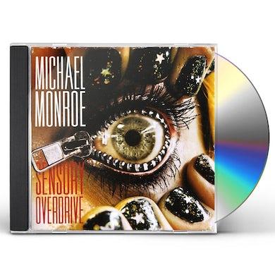 Michael Monroe SENSORY OVERDRIVE CD