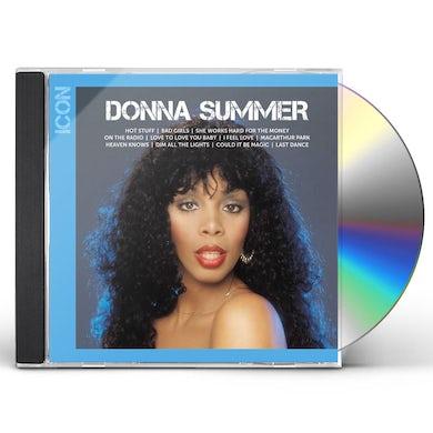 Donna Summer ICON CD