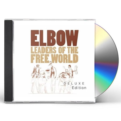 Elbow LEADERS OF THE FREE WORLD CD