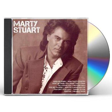 Marty Stuart ICON CD
