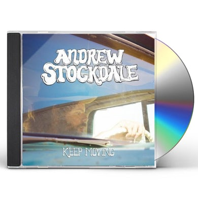 Andrew Stockdale KEEP MOVING CD