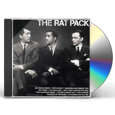 Rat Pack ICON CD
