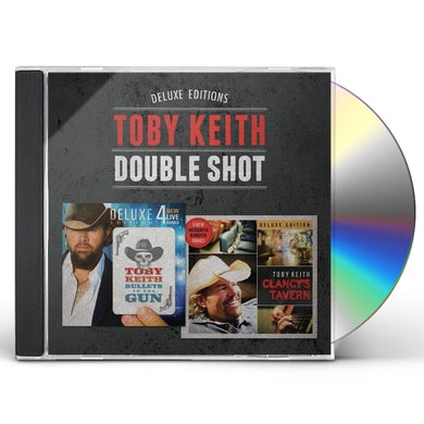 Toby Keith DOUBLE SHOT CD