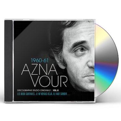 Charles Aznavour DISCOGRAPHIE STUDIO ORIGINALE VOL 69 CD