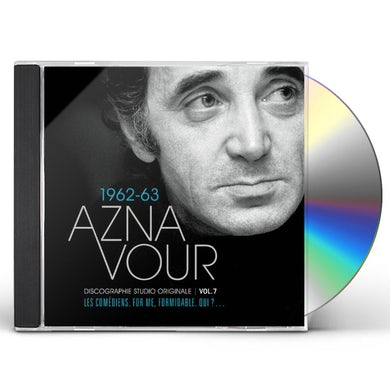 Charles Aznavour DISCOGRAPHIE STUDIO ORIGINALE VOL 79 CD