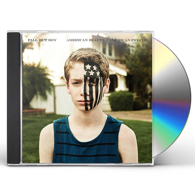 Fall Out Boy AMERICAN BEAUTY / AMERICAN PSYCHO CD