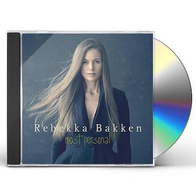 Rebekka Bakken MOST PERSONAL CD