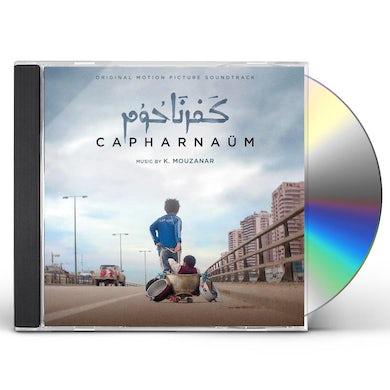Khaled Mouzanar CAPHARNAUM CD