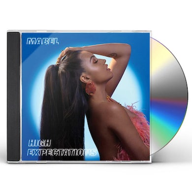 Mabel HIGH EXPECTATIONS CD
