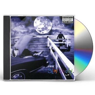 Eminem SLIM SHADY LP CD