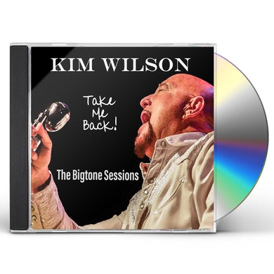 TAKE ME BACK CD