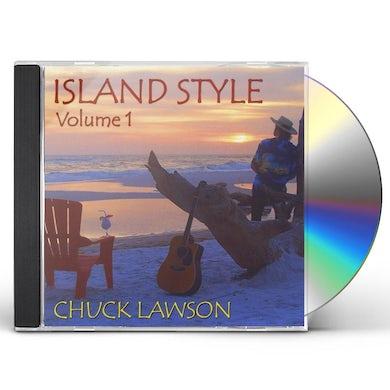 Chuck Lawson ISLAND STYLE 1 CD