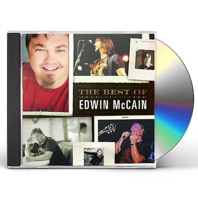 BEST OF EDWIN MCCAIN CD